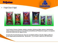 Frijoles Don Frijol