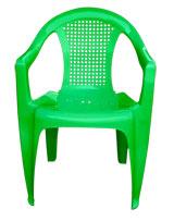 Silla Plastica Salvaplastic Verde Esmeralda