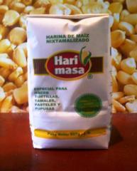 Harina de Maiz Delimasa, Harimasa (Calidad de