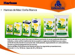 Harina de Maiz Doña Blanca