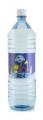 Agua envasada de fuente natural. Envase no retornable Botella de 1.5 Litros.