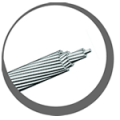 Conductores AAC  (All Aluminum Conductor)