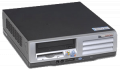 Computadora HP Compaq evo d5