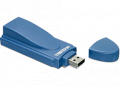 Modem Externo de 56k V.90 Puerto USB con Voz/Fax/Datos