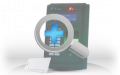 SC Mini-IDfinger  Control de acceso y Tiempo y Asistencia con huella digital