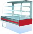 Vitrina Vidrio Curvo Modelo: VCR-277