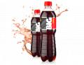 Refrescante bebida carbonatada Big Cola