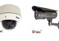 Cámaras para aplicaciones de vídeo vigilancia