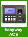 Terminal Biométrica Easyway modelo ACE para Control de Asistencia