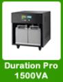 Duration Pro 1500VA: Estación de Respaldo Solar de Larga Duración