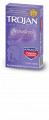Trojan® Her Pleasure™ Sensations Armor™ Spermicidal Lubricant Condoms