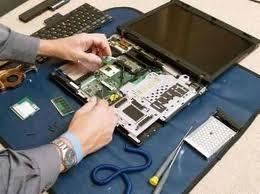 Pedido Reparación de equipos portátiles y de escritorio