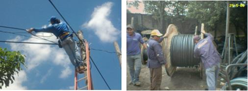 Pedido Construcción e Instalación de Redes de Telecomunicaciones