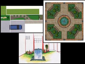 Pedido Diseño de Jardines