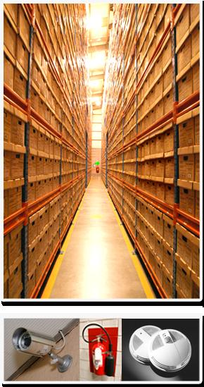 Pedido Record Center Administracion de Documentos