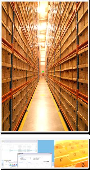 Pedido Administracion Externa de Documentos