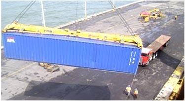 Pedido Carga Marítima