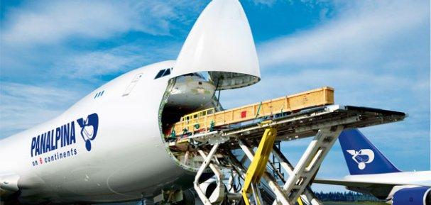 Pedido Air Freight