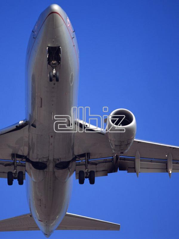 Pedido Transporte Aéreo
