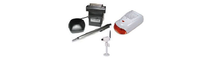 Pedido Seguridad Electrónica