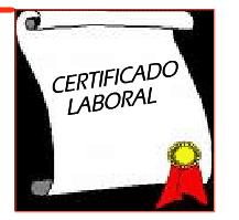 Pedido Certificacion de Recursos Humanos
