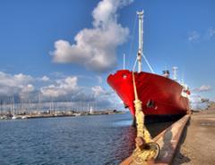 Carga Marítima LCL