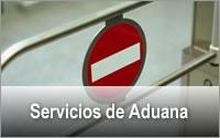 Servicios de Aduana