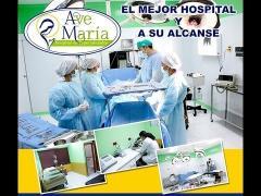 UTRASONOGRAFIA, RAYOS X, CONSULTA EXTERNA, EMERGENCIA, CIRUGIA MAYOR, HOSPITALIZACION,LABORATORIO CLINICO.